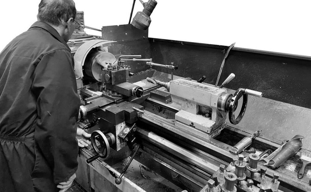 Conventional Milling & Turning