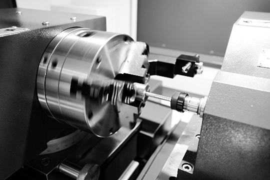 Service - CNC Milling and Turning